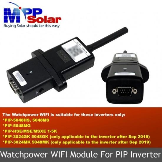 Modul WatchPower pentru invertoare PIP MPPSolar