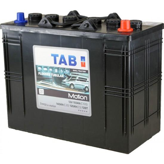 Baterie semitractiune TAB 120T 12V 120Ah