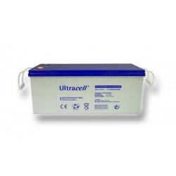 Baterie AGM Ultracell UCG200 - 12V / 200Ah