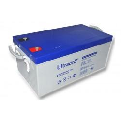 Acumulator deep-cycle ULTRACELL, 250Ah - 12V