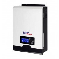 Invertor 24V / 2400W cu regulator MPPT 40A