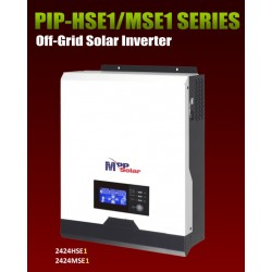 Invertor 24V / 2400W cu regulator MPPT 40A