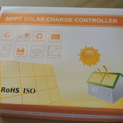 Regulator solar tip MPPT, 40A, 550 /1100W