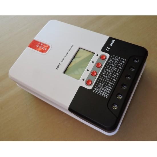 Regulator solar MPPT, 30A, 12 / 24V
