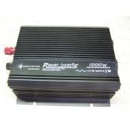 Invertor sinus modificat 24V - 1500W / 3000W