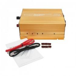 Invertor sinus pur, 12V - 1500W / 3000W