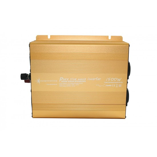Invertor sinus pur, 24V - 1500W / 3000W