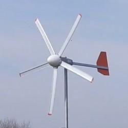 Generator eolian 1 kw / 24V - regulator inclus