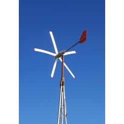 Generator eolian 48V - 1,5 kW, complet